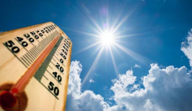 Meteoloroji'den 5 il için sıcaklık uyarısı