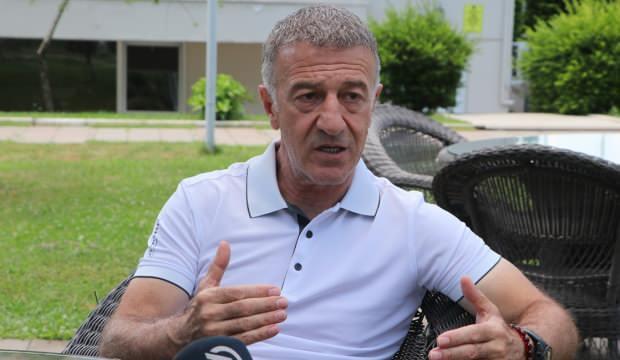 PFDK'dan Ahmet Ağaoğlu'na ceza!