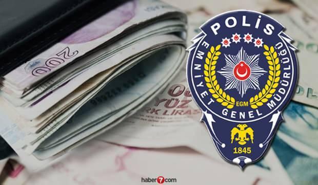 Polis maaşı 2020 Temmuz ayında ne kadar zam yapılacak? Polis memuru zamlı maaşı ne kadar?
