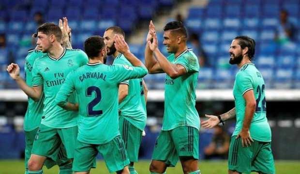 Real Madrid şampiyonluğa koşuyor: Çok önemli galibiyet