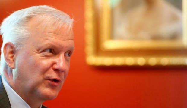 Rehn: Orta vadede enflasyon değil dezenflasyon görüyorum