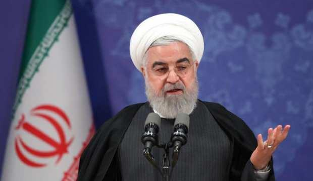 Ruhani'den ABD'ye nükleer anlaşma mesajı