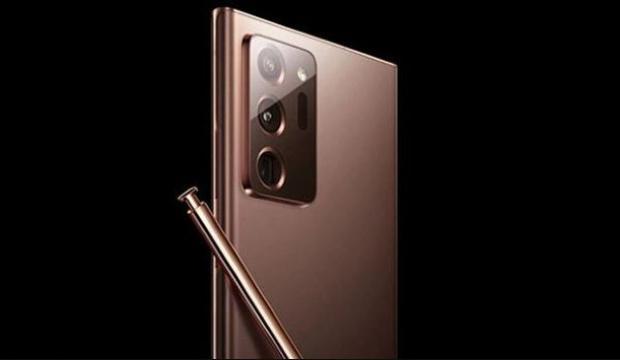 Galaxy Note20 Ultra en iyi akıllı telefon seçildi