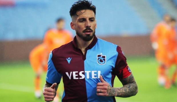 'Trabzonspor'da Jose Sosa dönemi bitiyor'