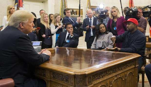 Ünlü Rapçi ABD Başkan adayı oldu