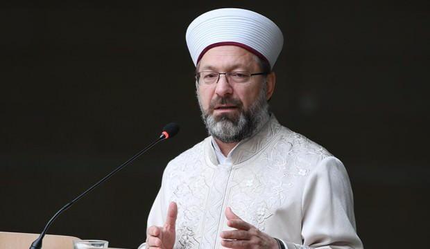 Yaz Kur'an Kursu için Diyanet İşleri Başkanı Ali Erbaş'tan açıklama
