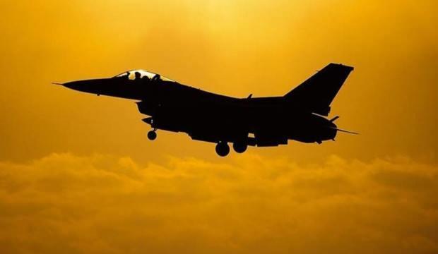 Bilinmeyen savaş uçakları İran destekli teröristleri vurdu: 35 ölü