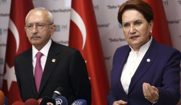 Akşener reddetti ama Kılıçdaroğlu'nun sözcüye verdiği röportaj ortaya çıktı!