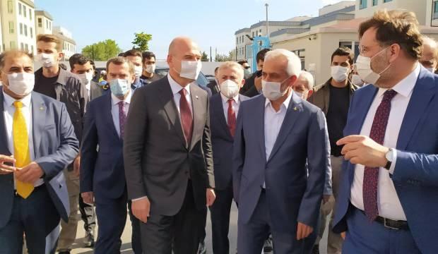 """""""1000 Şehidimiz Adına 1000 Su Kuyusu"""" projesi başladı"""