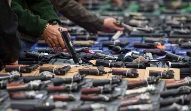 ABD'de silah satışlarında büyük artış