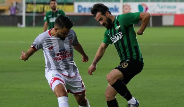 Akhisarspor'un Süper Lig inadı sürüyor