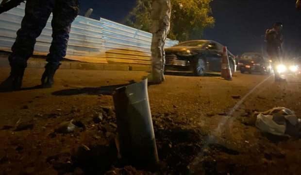 Bağdat Havalimanı yakınına füze saldırısı düzenlendi