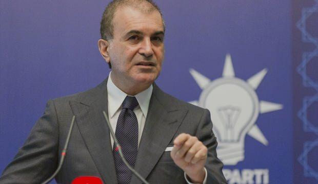 Ömer Çelik: Türkiye'yi suçlayanlar, katliam niyetleri kursaklarında kalanlar