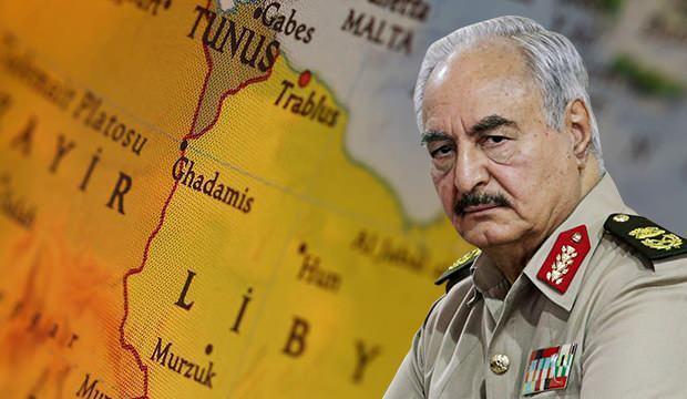 Darbeci Hafter Libya ekonomisinin can damarını kesmeye devam edecek