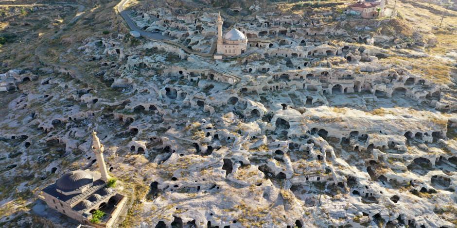 Dünyanın yeni turizm destinasyonu: Nevşehir yamaç yerleşimleri