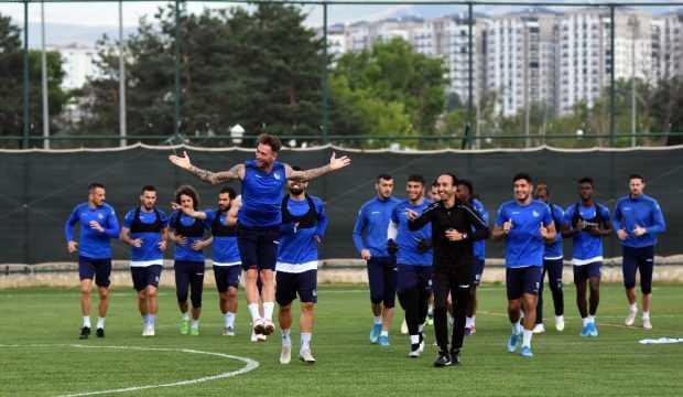 Erzurumspor için Süper Lig yolunda kritik 180 dakika