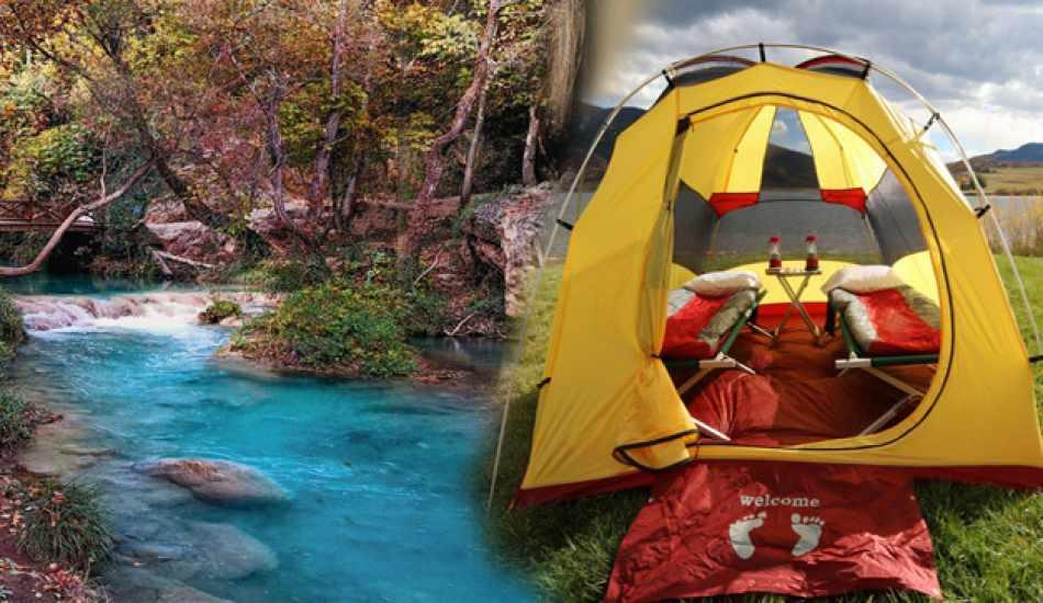 Eskişehir'de doğayla iç içe olabileceğiniz ücretsiz kamp alanları