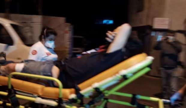 Fatih'te 2 kişi silahla vurulmuş halde bulundu