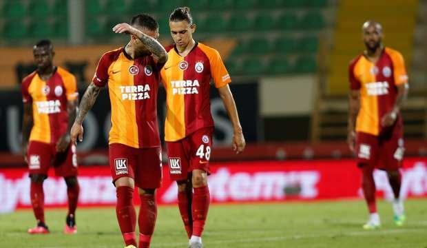 Galatasaray'ın kadrosu açıklandı! Falcao...
