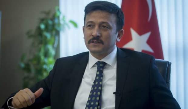 Hamza Dağ'dan İYİ Partili Özeren'e tepki
