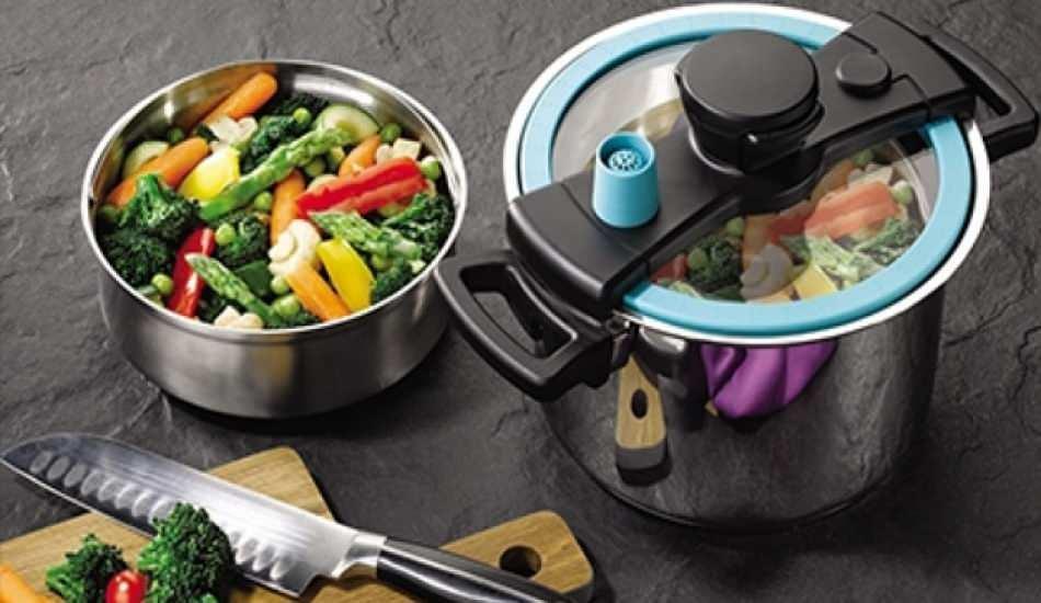 Hangi yemek düdüklü tencerede ne kadar sürede pişer? Düdüklü tencerede yemek pişirme süreleri