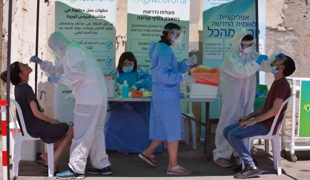 İsrail'de Kovid-19 vaka sayısı 32 bin 222'ye çıktı