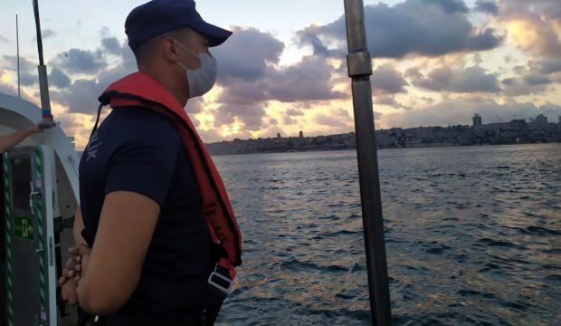 İstanbul Boğazı'ndaki teknelere geniş çaplı denetim