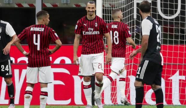 Milan'dan müthiş geri dönüş! Juve dağıldı!