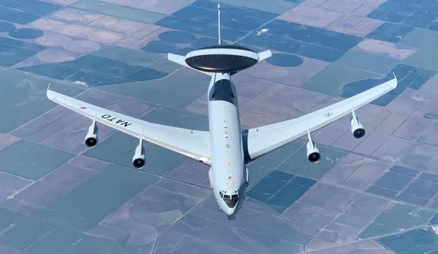MSB Paylaştı! Görüntüler 23.000 feetten