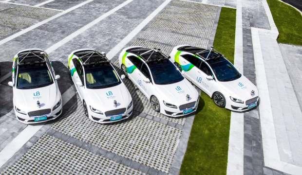 Otonom araçları test etme yetkisine sahip ilk firma WeRide oldu