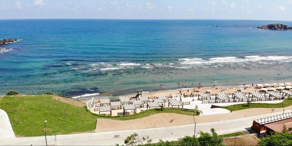 Riva'nın meşhur plajı haftada 4 gün kadınları ağırlayacak
