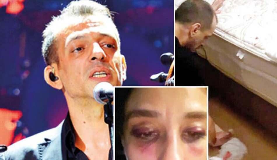Rubato grubunun solisti Özer Arkun hakkında kadına şiddet iddiası