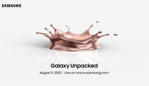 Samsung'un yeni modelleri tanıtacağı etkinliğin tarihi belli oldu