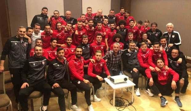 Samsunspor ve Bandırmaspor 1. lige yükseldi