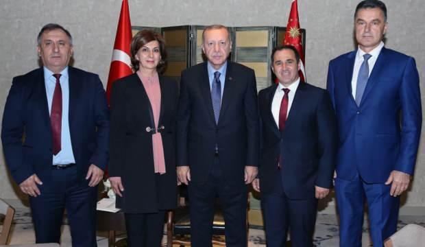 Sırbistan'dan Cumhurbaşkanı Erdoğan'a Kovid yardımı teşekkürü