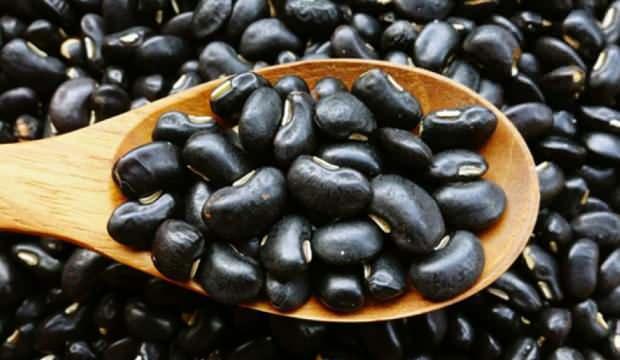Siyah fasulyenin faydaları nelerdir? Siyah fasulyenin besin değerleri...