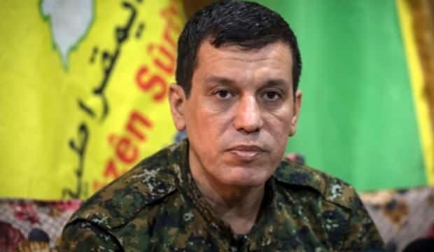 Teröristbaşı Mazlum Kobani'den Rusya itirafı: Anlaştık
