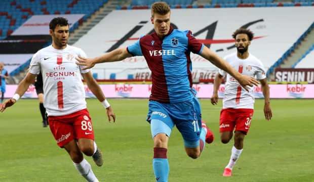 Liderlik yolunda Trabzonspor'a büyük şok!