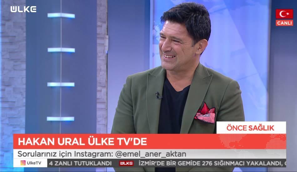 Ünlü sanatçı Hakan Ural Ülke TV'de sosyal medya yasasına desteğini açıkladı!