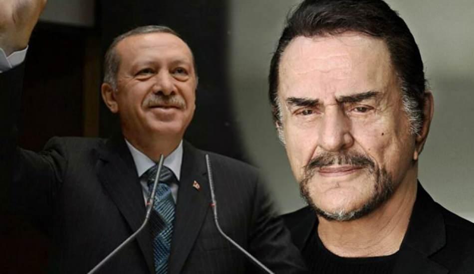 Usta sanatçı Alpay Cumhurbaşkanı Erdoğan'a teşekkür ettiği için linç edildi!