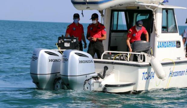Van Gölü'nde yeri tespit edilen teknedeki cesetler, Row cihazıyla çıkarılacak