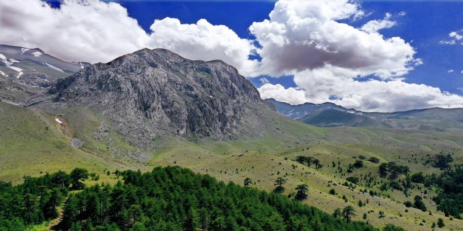 'Yayla cenneti' Anamas Dağı