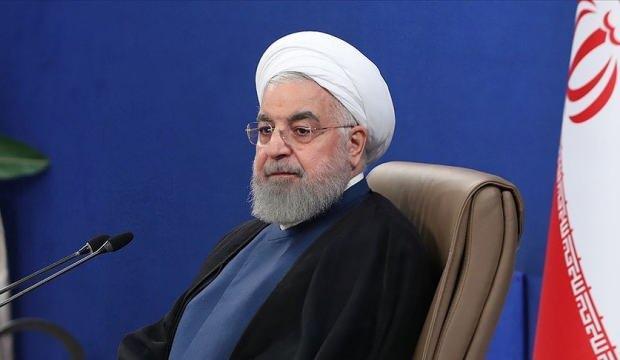 Ruhani'den korkutan koronavirüs açıklaması: 30 ila 35 milyon İranlı risk altında