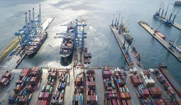 AB'nin dış ticareti mayısta sert düştü