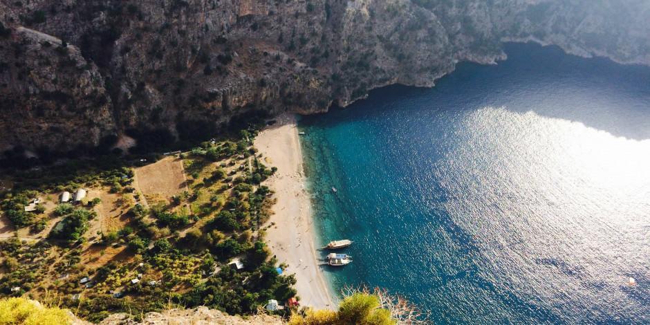 Yazı burada uğurlayın: Fethiye'de gezilecek en iyi 10 yer