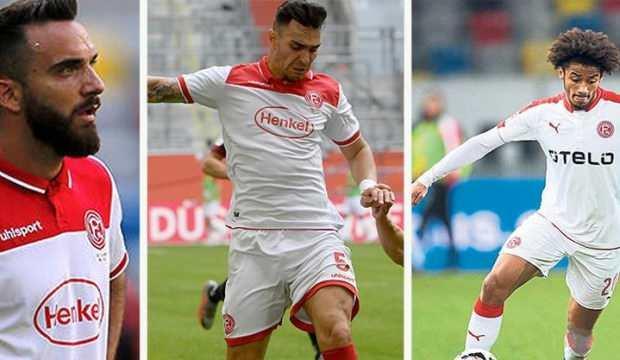 Fenerbahçe 3 yıldız için Düsseldorf'a teklif hazırlıyor!