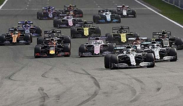 'Türkiye, 15 Kasım'da F1'e ev sahipliği yapacak!'