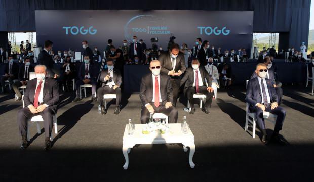 Fuat Oktay'dan 'Türkiye'nin Otomobili' paylaşımı