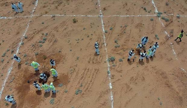 Libya'da 40 günde 225 ceset çıkarıldı