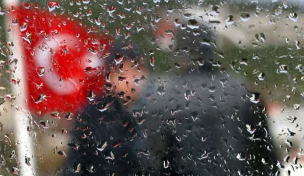 Meteoroloji'den son dakika uyarısı: Kuvvetli yağış geliyor